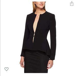 Cooper St black 'shortcake jacket', size 4